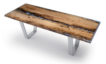 Tavolo briccole geawood latina for Tavolo in legno di ulivo